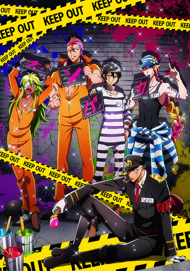 nouveau trailer pour nanbaka 30 ao t 2016 manga news. Black Bedroom Furniture Sets. Home Design Ideas