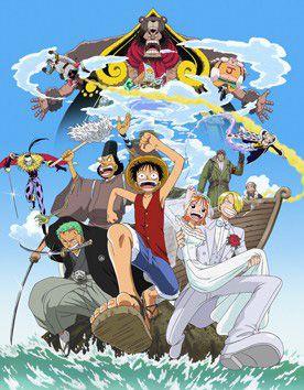 One Piece - Films