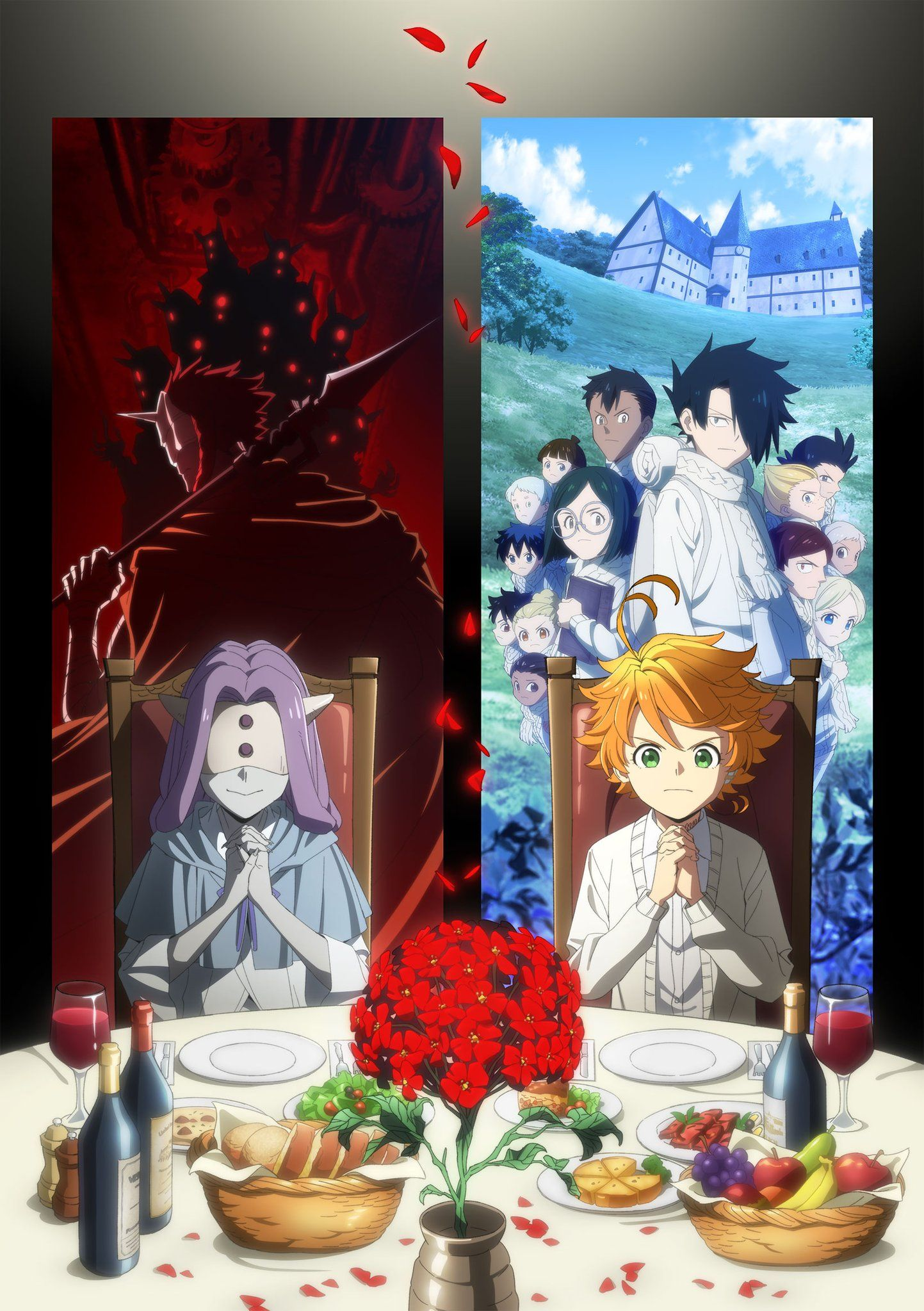 The Promised Neverland - saison 2