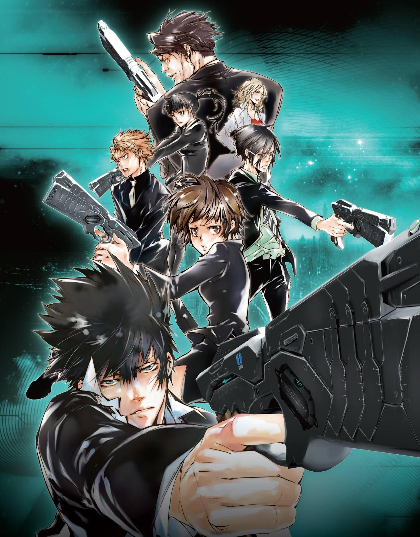 Psycho Pass Psycho-pass-anime