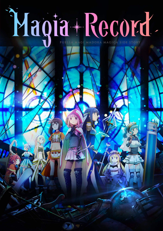 Magia Record - Puella Magi Madoka Magica Side Story