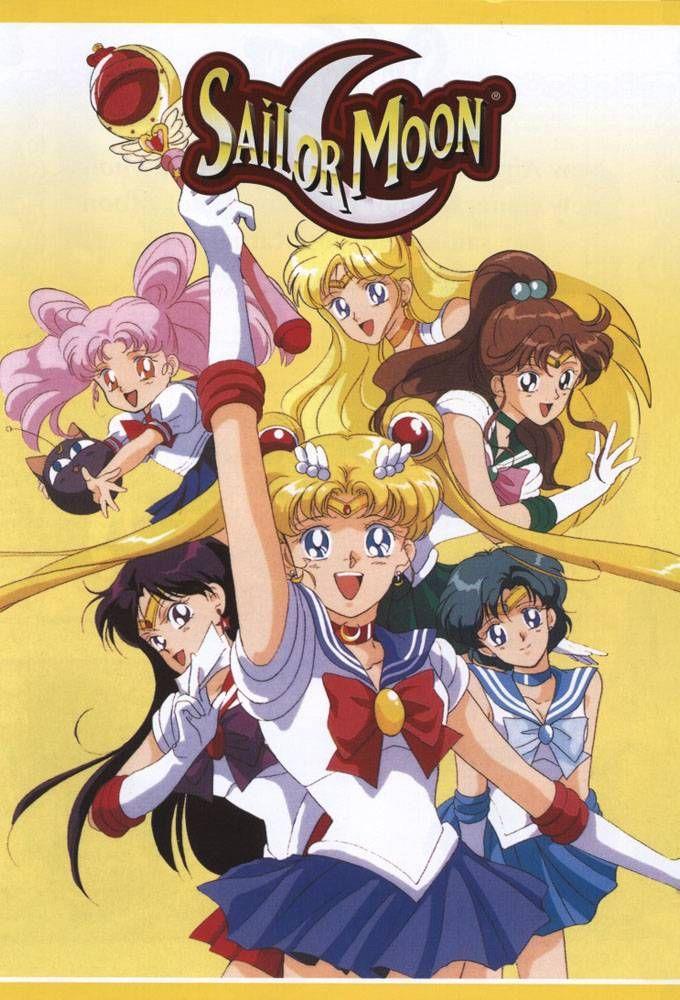 Sailor Moon (+ Remake 2014 - Crystal) - Page 2 Sailor-moon-anime