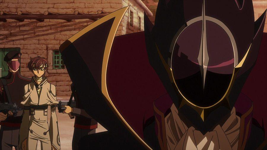 Code Geass - Lelouch of the Re;surrection - Screenshot 3