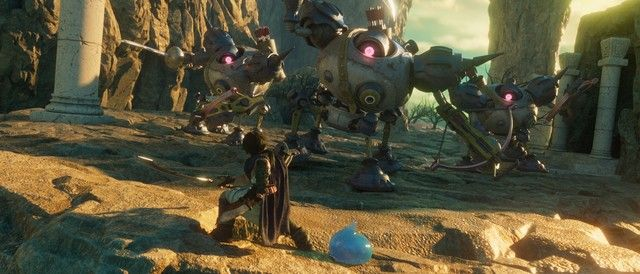 Dragon Quest V - Your Story - Screenshot 3