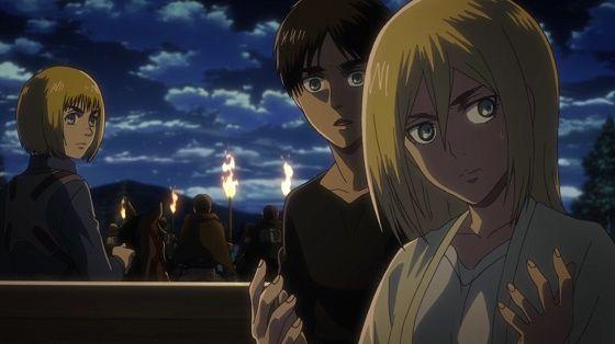 Attaque des Titans (l') (Saison 3) - Screenshot 1
