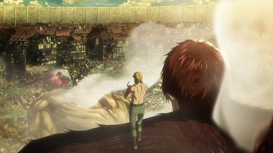Attaque des Titans (l') (Saison 3) - Screenshot 5