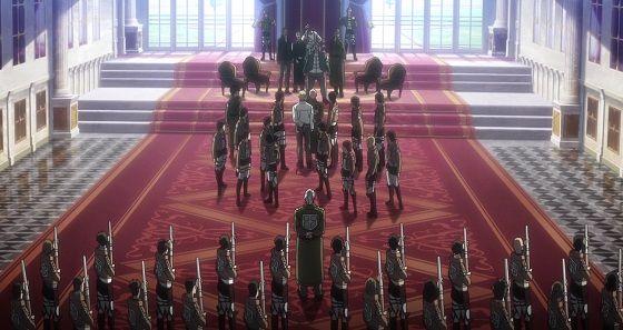 Attaque des Titans (l') (Saison 3) - Screenshot 8