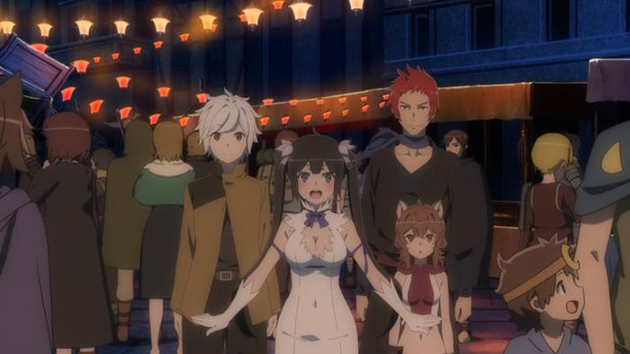 Danmachi - Arrow of the Orion - Screenshot 5