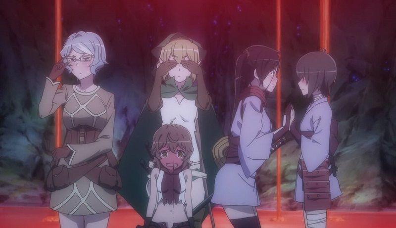 Danmachi - Familia Myth - OVA - Screenshot 5