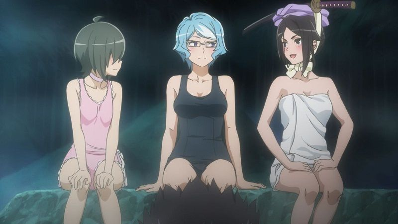 Danmachi - Familia Myth - OVA - Screenshot 6