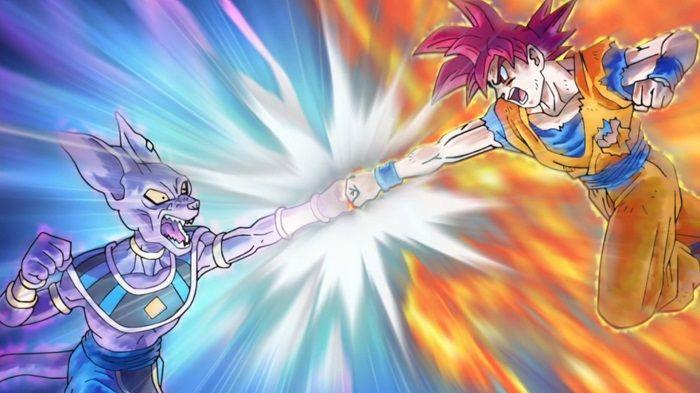 Dragon Ball Super - Screenshot 1