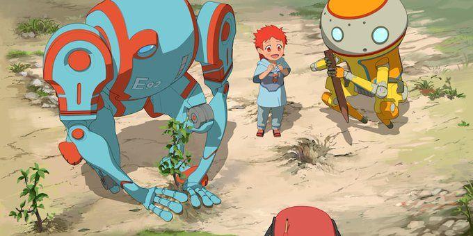 Eden - Screenshot 1