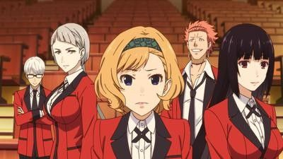 Gambling School - Saison 2 - Kakegurui×× - Screenshot 1