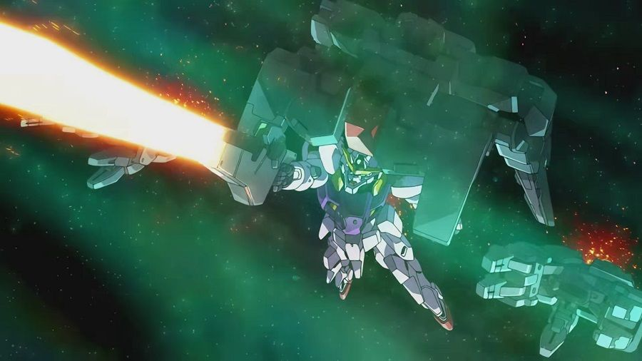 Mobile Suit Gundam 00 - A Wakening of the Trailblazer - Screenshot 4