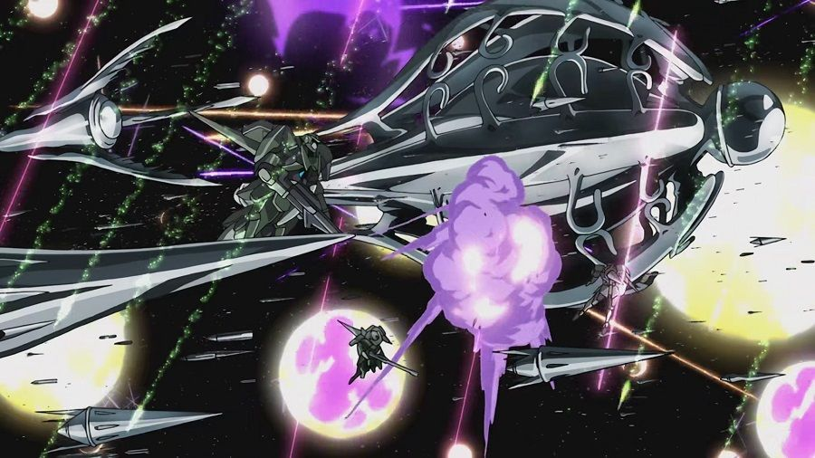 Mobile Suit Gundam 00 - A Wakening of the Trailblazer - Screenshot 6