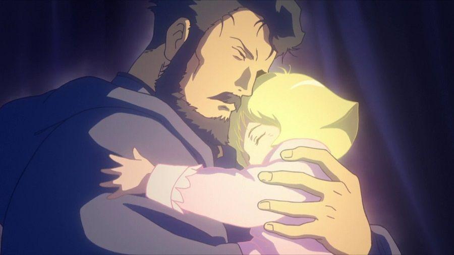 Mobile Suit Gundam - The Origin  - Advent of the Red Comet - Screenshot 1