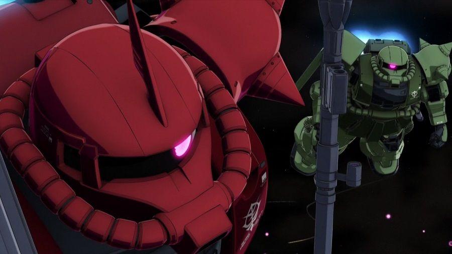Mobile Suit Gundam - The Origin  - Advent of the Red Comet - Screenshot 6