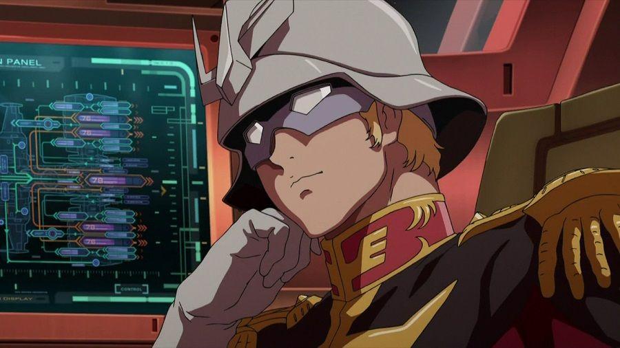 Mobile Suit Gundam - The Origin  - Advent of the Red Comet - Screenshot 8