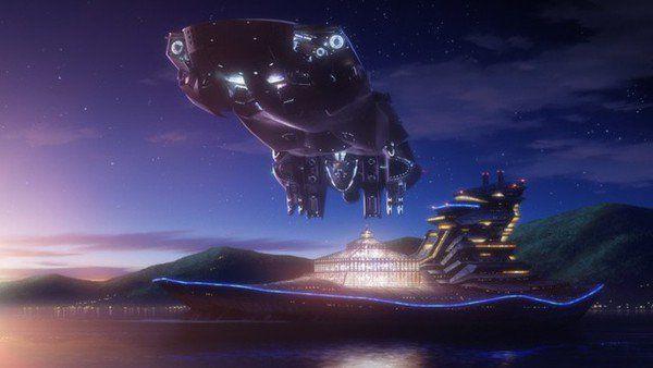 Héros de la Galaxie (les) - Die Neue These - Saison 1 - Screenshot 1