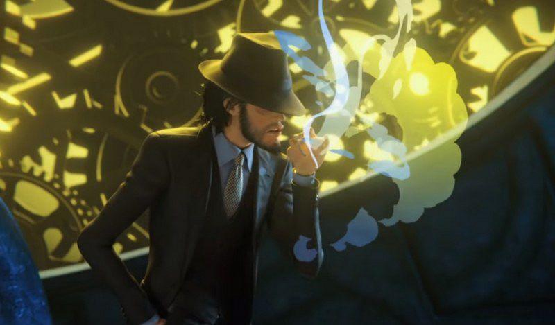 Lupin III - The First - Screenshot 3