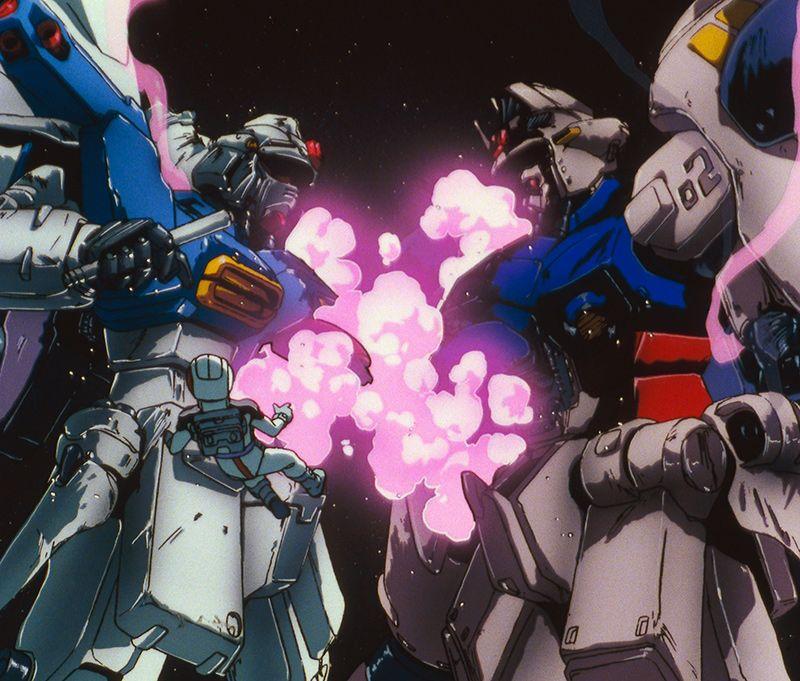Mobile Suit Gundam 0083 : Le crépuscule de Zeon - Screenshot 5