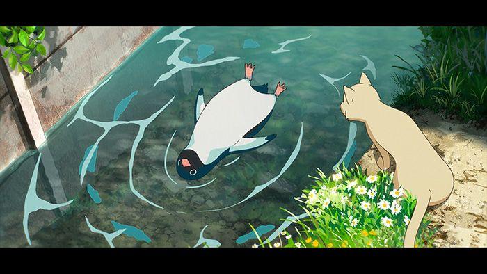 Mystère des pingouins (le) - Screenshot 2