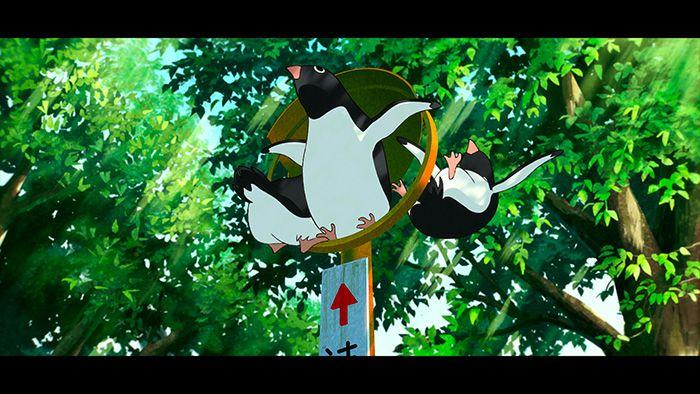 Mystère des pingouins (le) - Screenshot 5