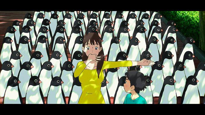 Mystère des pingouins (le) - Screenshot 7