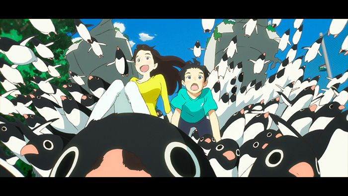 Mystère des pingouins (le) - Screenshot 8