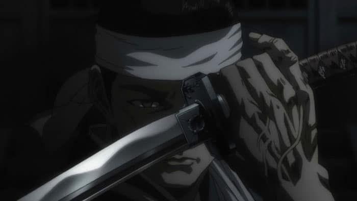 Shigurui - Screenshot 1
