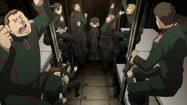 Tanya the Evil - Yôjo Senki - Screenshot 3