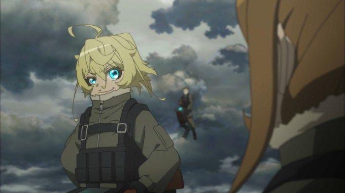 Tanya the Evil - Yôjo Senki - Screenshot 5