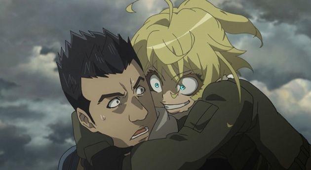 Tanya the Evil - Yôjo Senki - Screenshot 7