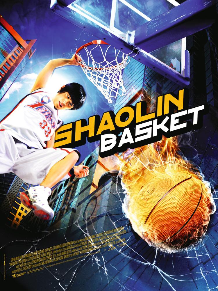 Shaolin Basket affiche