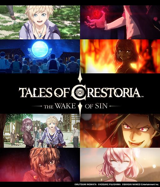Tales of Crestoria - The Wake of Sin