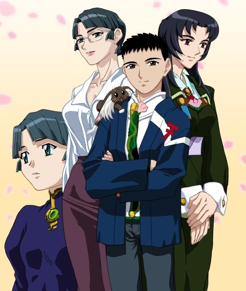 Tenchi Muyo! Ryo-Ohki - Saison 4