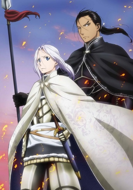 [MANGA/ANIME] The Heroic Legend of Arslan (Arslan Senki) ~ The-heroic-lend-of-arslan-anime-tv