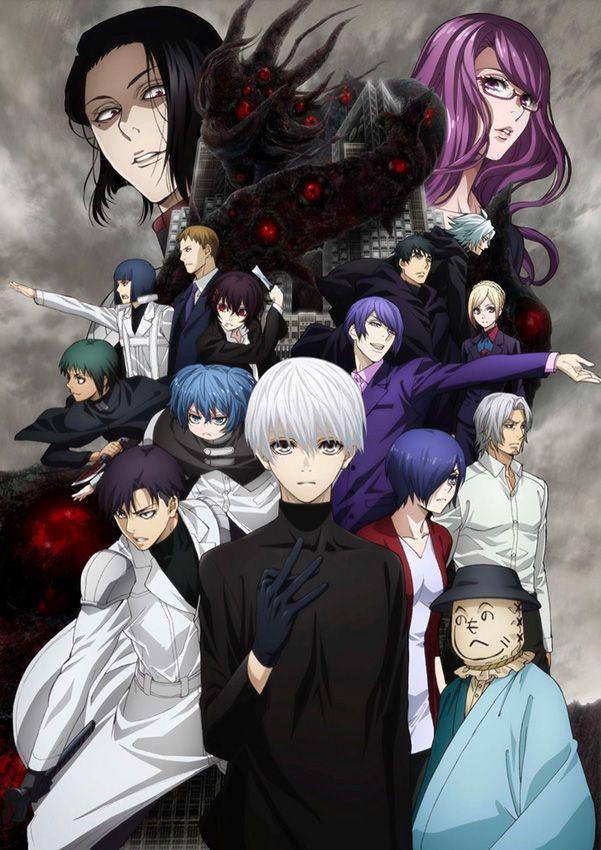 Tokyo Ghoul : RE - Saison 2