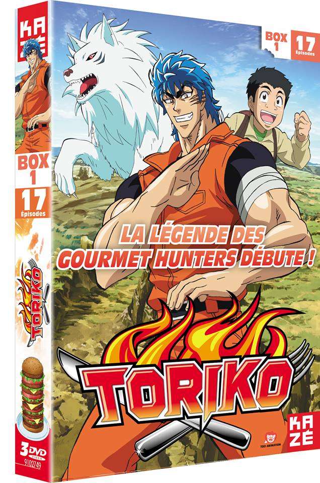 Telecharger Toriko E01-017 [HDRIP]