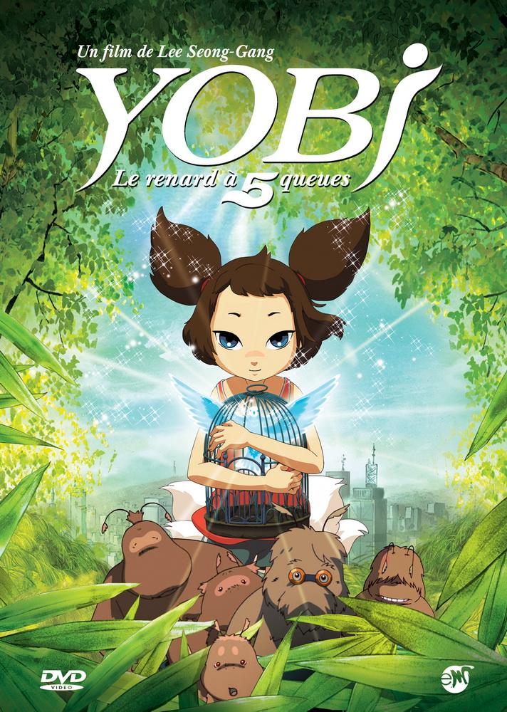 Yobi, le renard à 5 queues film complet