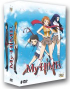 anime - My - HiME - Coffret Intégral
