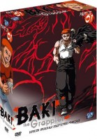 Dvd -Baki Vol.1