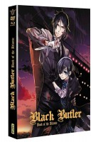 Black Butler - Book of the Atlantic - Combo Blu-Ray +DVD