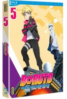 Anime - Boruto - Naruto Next Generations - Coffret Blu-Ray Vol.5