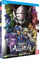 Dvd -Code Geass - Akito the Exiled - OAV 1 et 2 - Blu-Ray