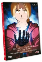 anime - Fullmetal Alchemist Brotherhood Vol.1