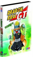 Dragon Ball GT Vol.4