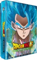anime - Dragon Ball Super Broly - Combo DVD Blu-ray Prestige