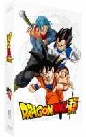 vidéo manga - Dragon Ball Super - Partie 2 - Edition Collector - Coffret A4 Blu-ray