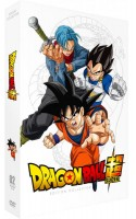 vidéo manga - Dragon Ball Super - Partie 2 - Edition Collector - Coffret A4 DVD